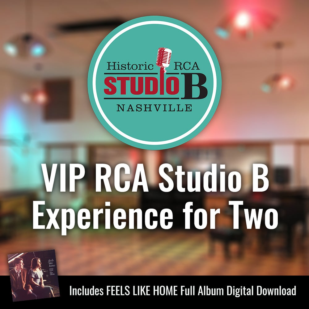 Image of VIP RCA Studio B Experience for Two (5 Remaining)