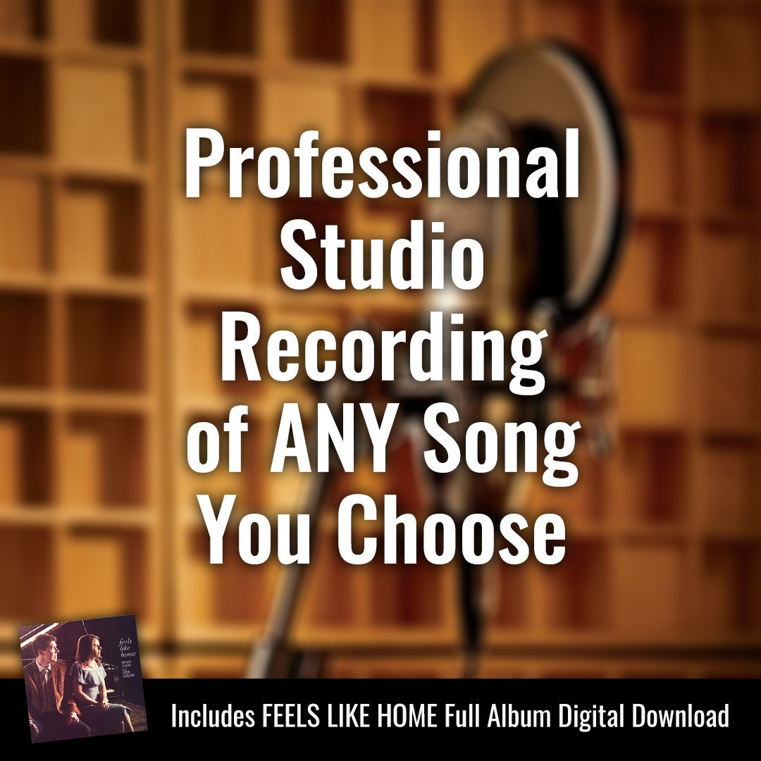 Image of Professional Studio Recording of ANY Song You Choose
