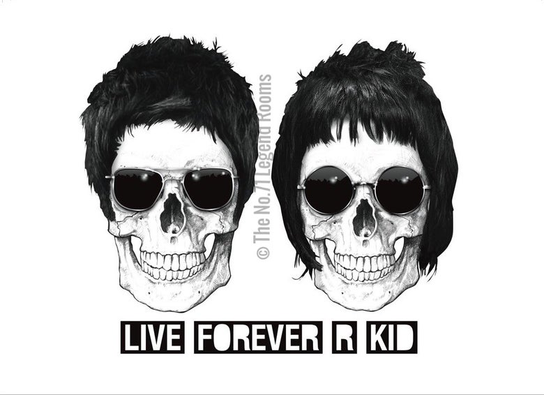 Image of Live Forever R Kid