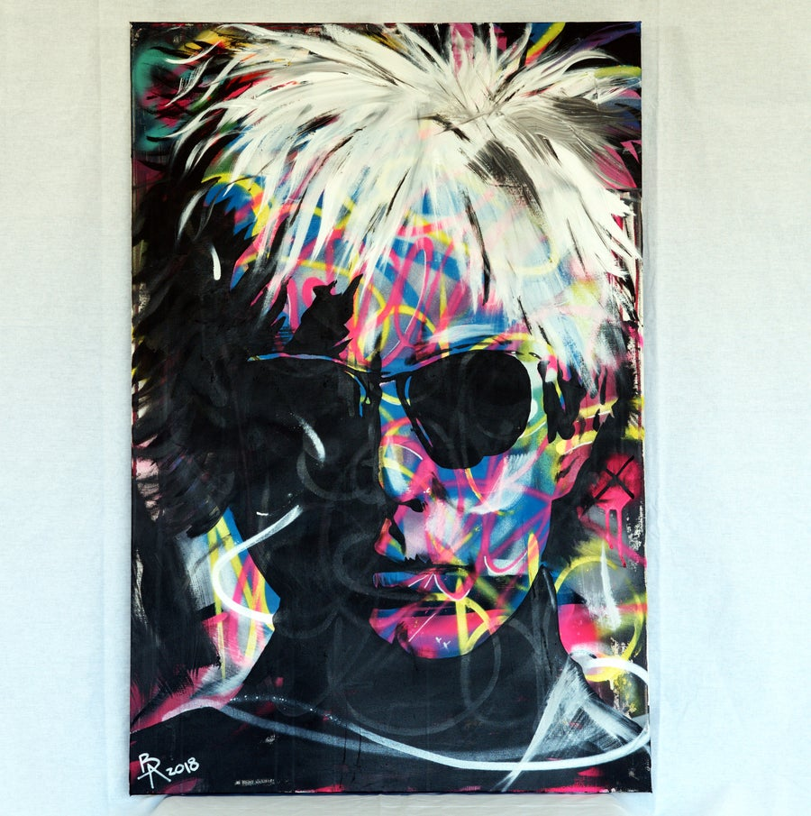 Image of I Declare Warhol