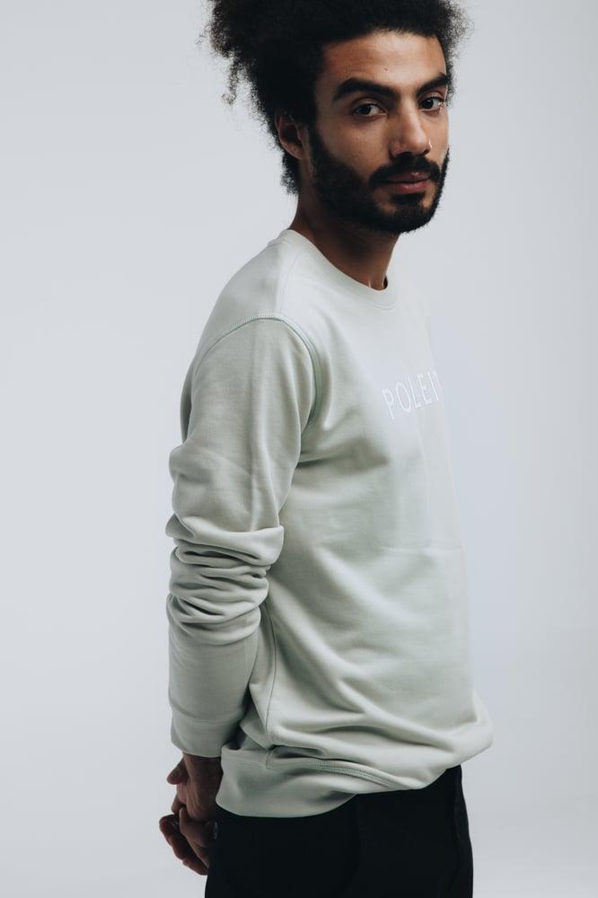 Image of Logo Sweatshirt Opaline