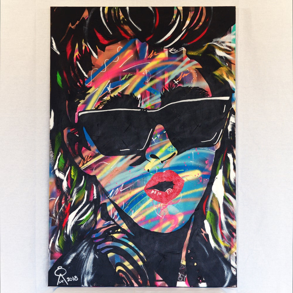 Image of Madonna Pop Art