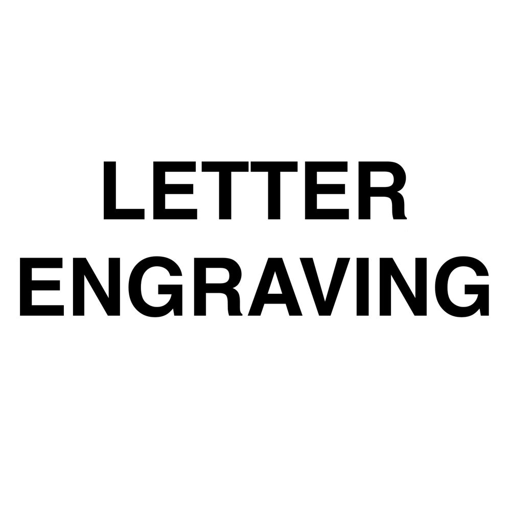 Image of LETTER ENGRAVING