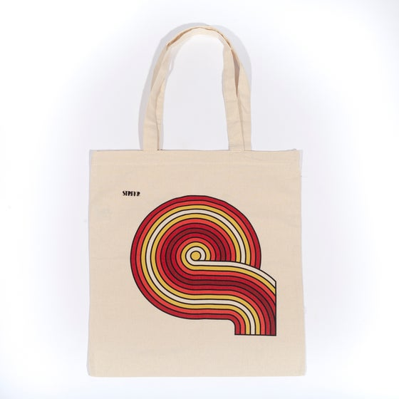 Image of Vault Tote Bag (Circle)