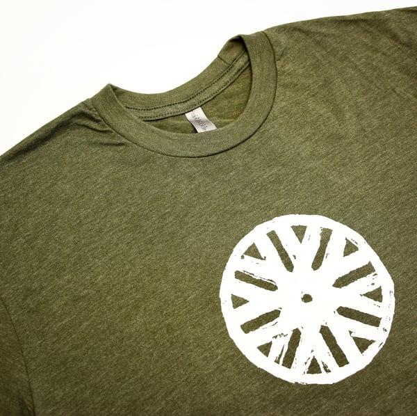 Image of ZipLine Shirt *Military Green*