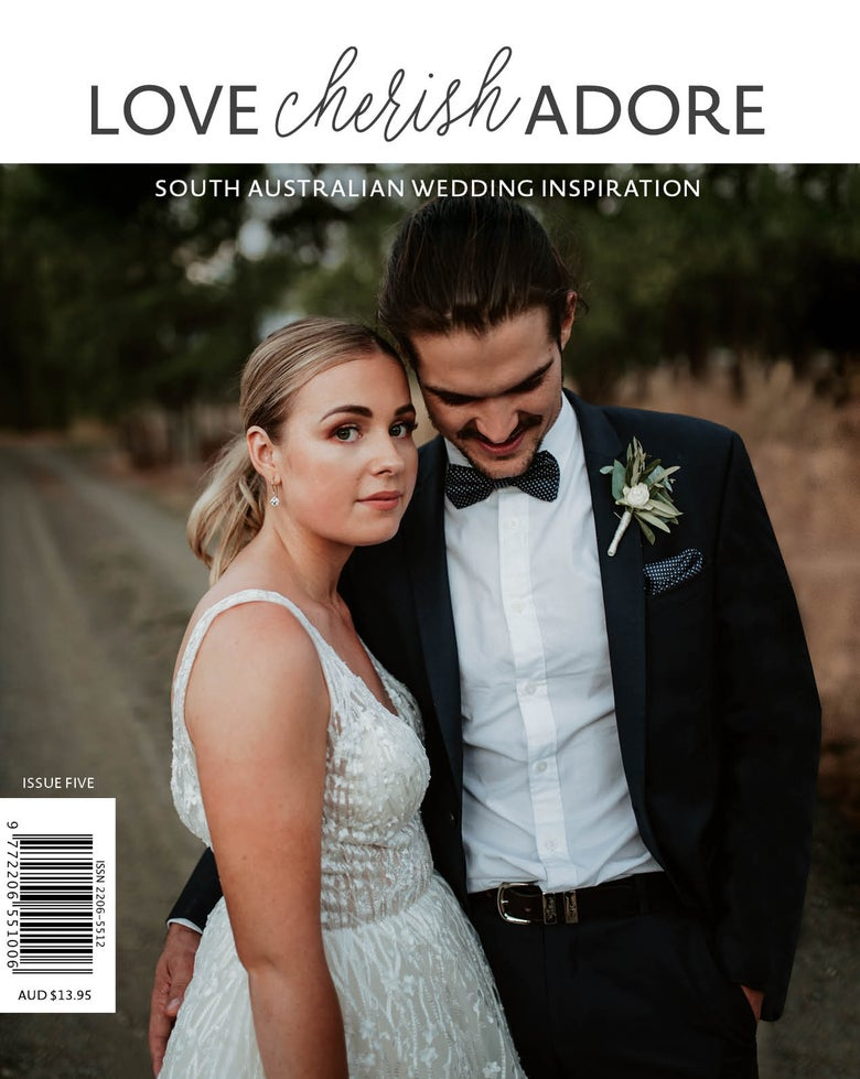 Image of Love Cherish Adore - Issue 5