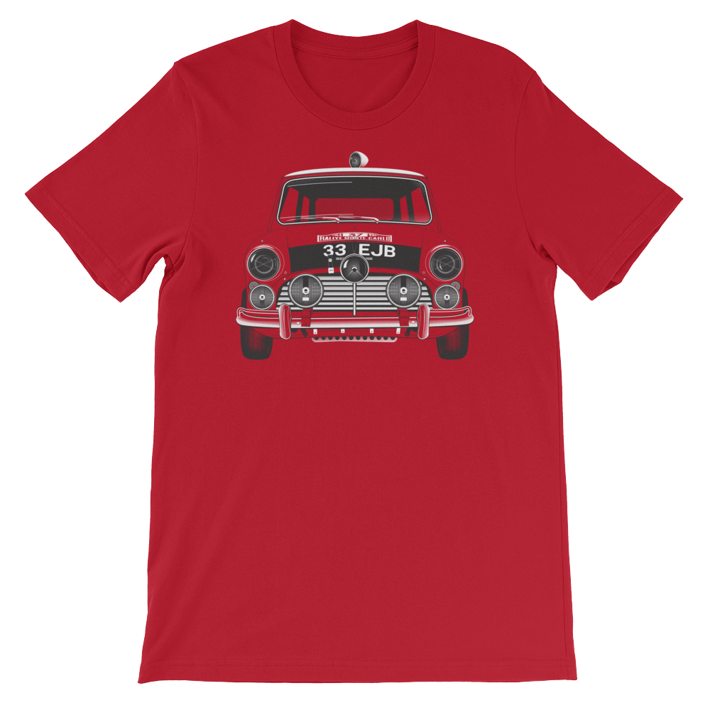 Image of MINI COOPER S print or shirt