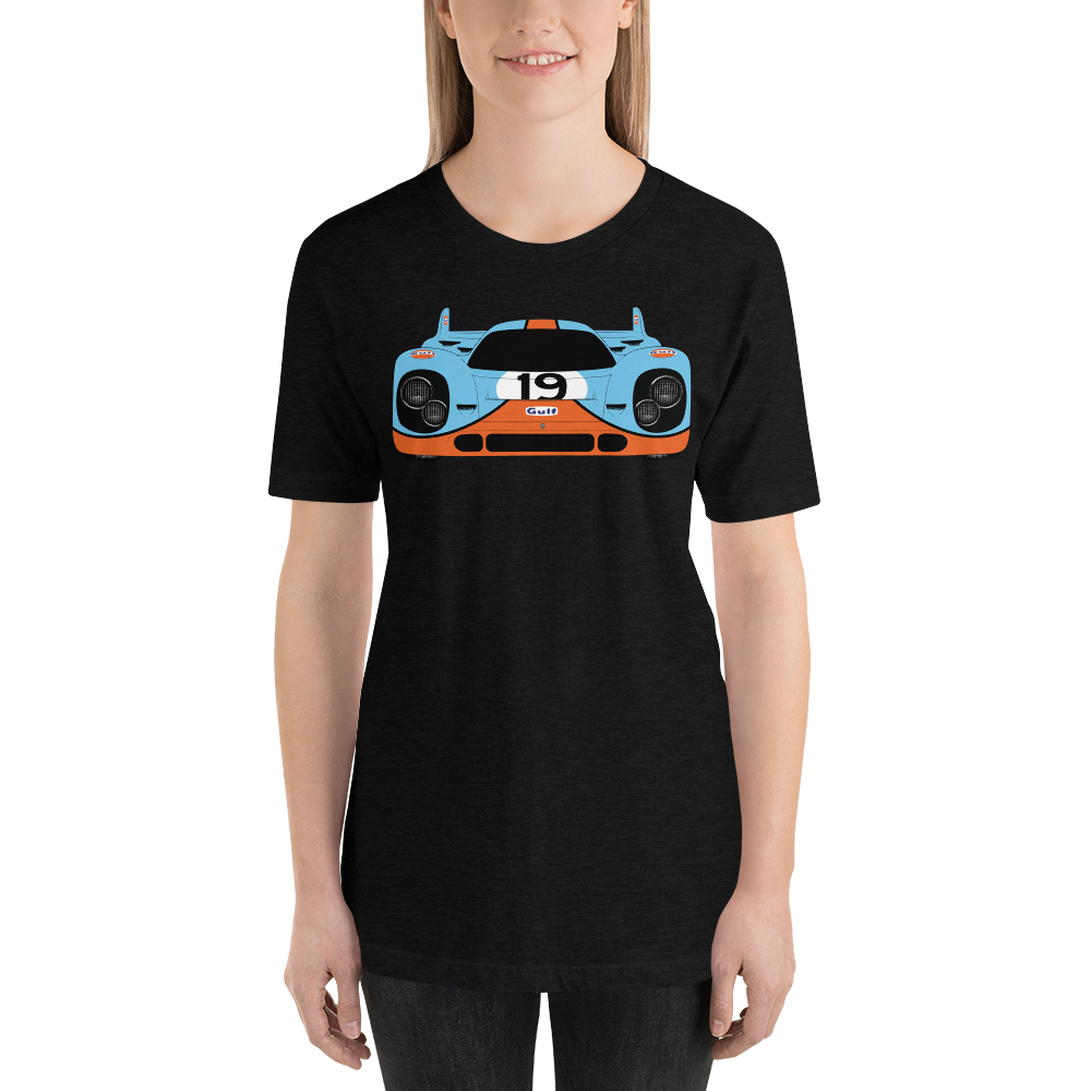Image of 917 GULF print or shirt
