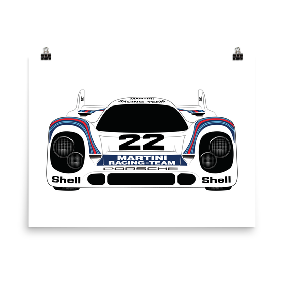 Image of 917 MARTINI print or shirt