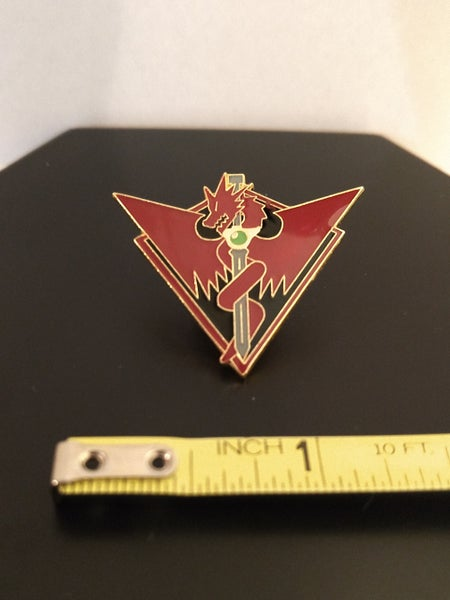 Image of Zoids Guylos Empire Enamel Pin