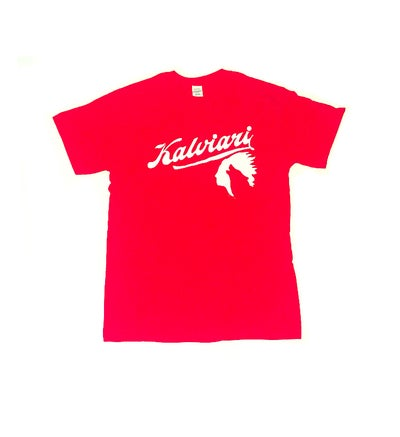 Image of KALVIARI FIELD X DREAMS TSHIRT (3 COLORWAYS)