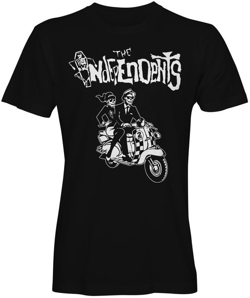 Image of The Independents 2 bone Scooter T-Shirt