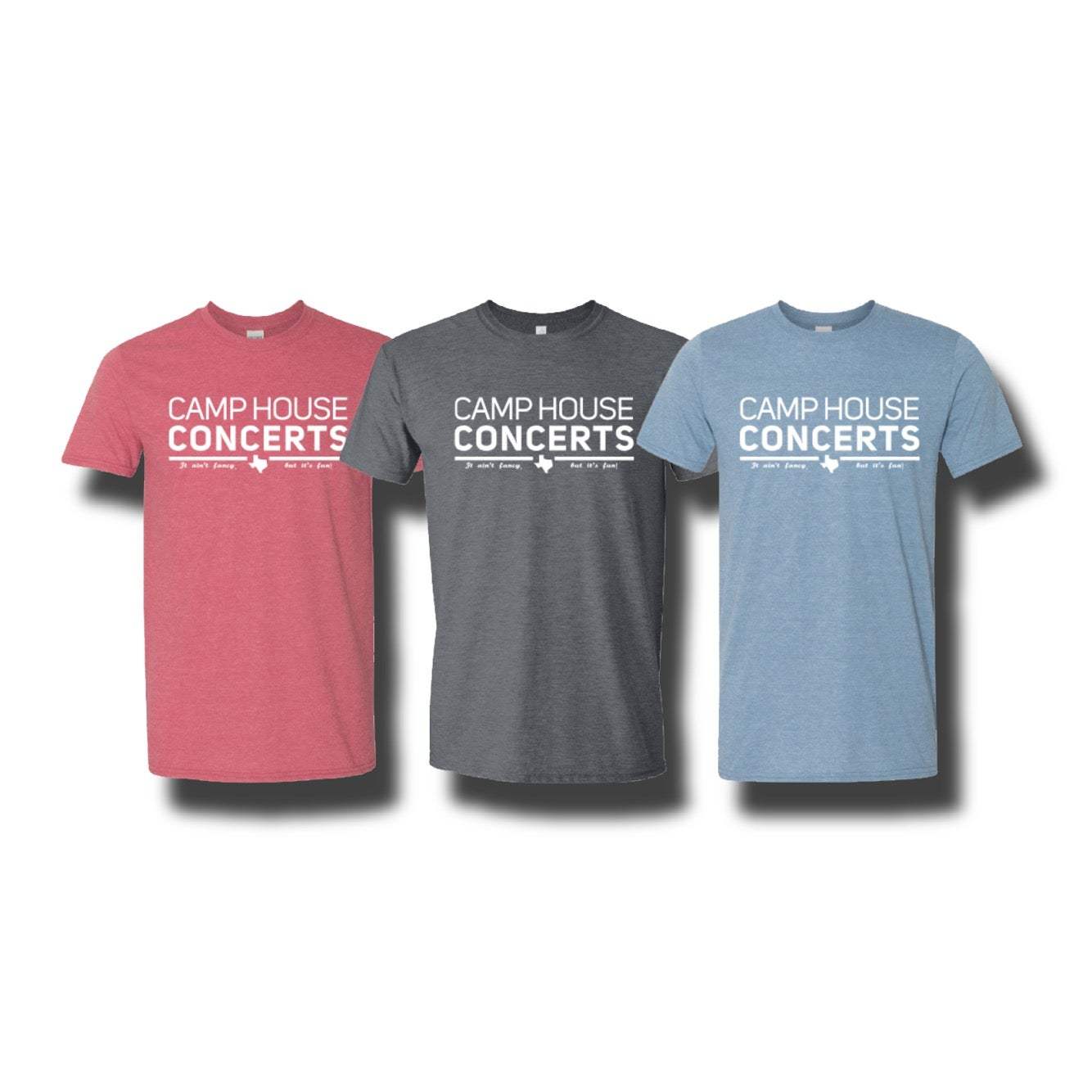 Image of Camp House Concerts Main Tee