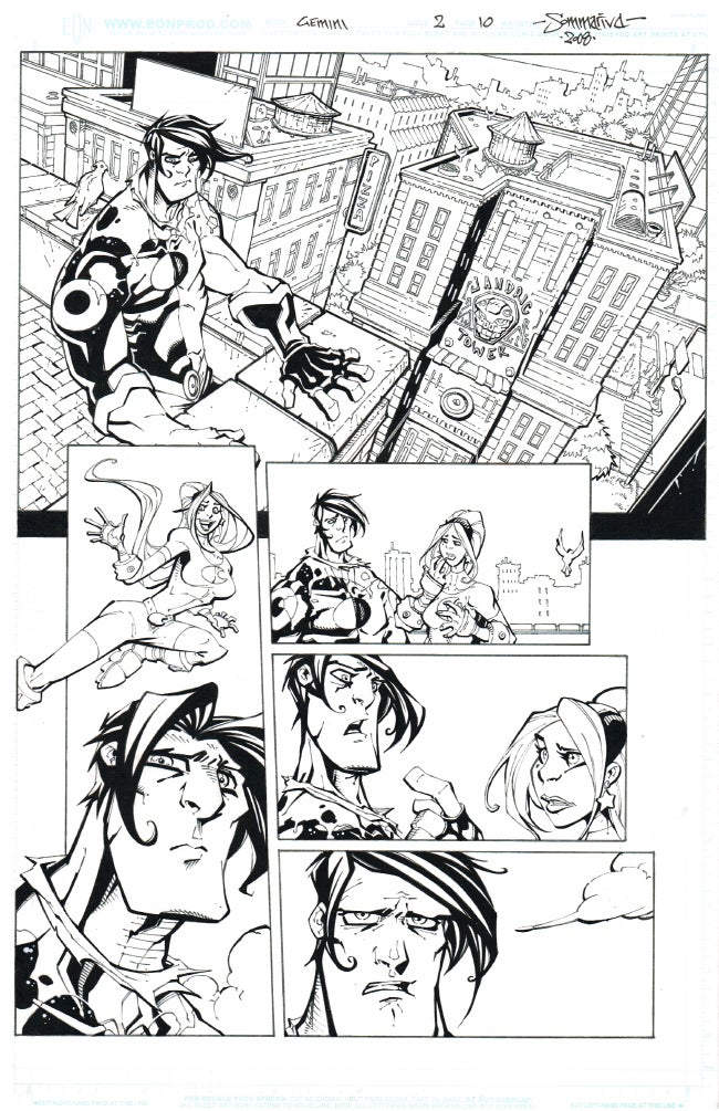 Image of Gemini 2 page 10