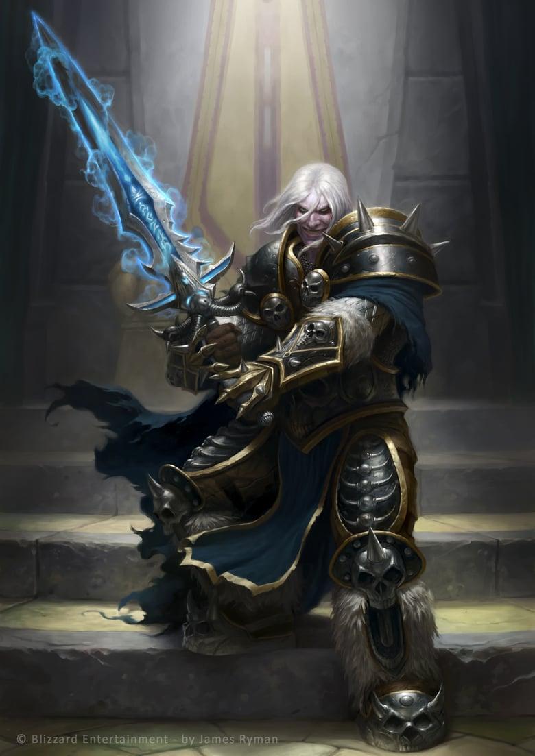 Image of Arthas