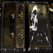 Image of PHURPA//DEATHSTENCH - Evoking Shadows of Death    (Pro-Cassette)
