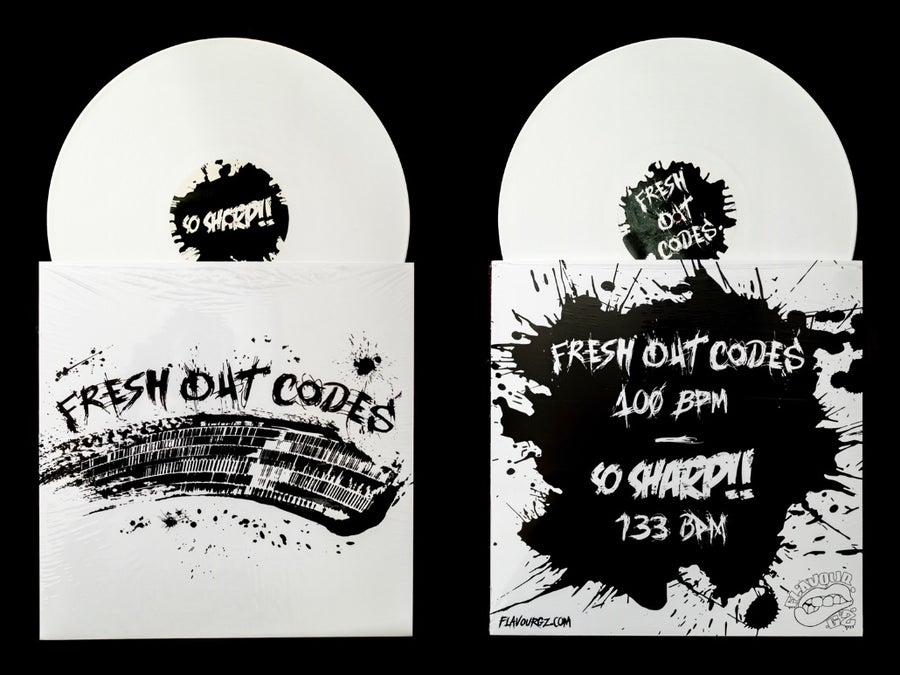 Image of Fresh Out Codes 12'' by Flavour G'z
