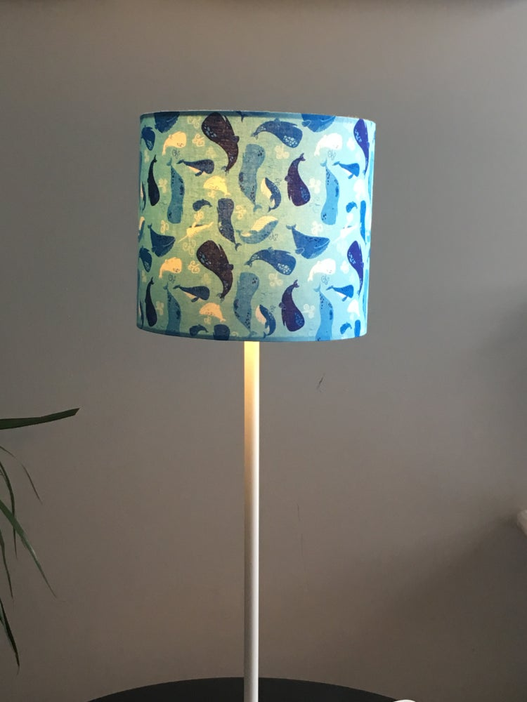 Image of Ahoy Matey Whales 20cm Shade