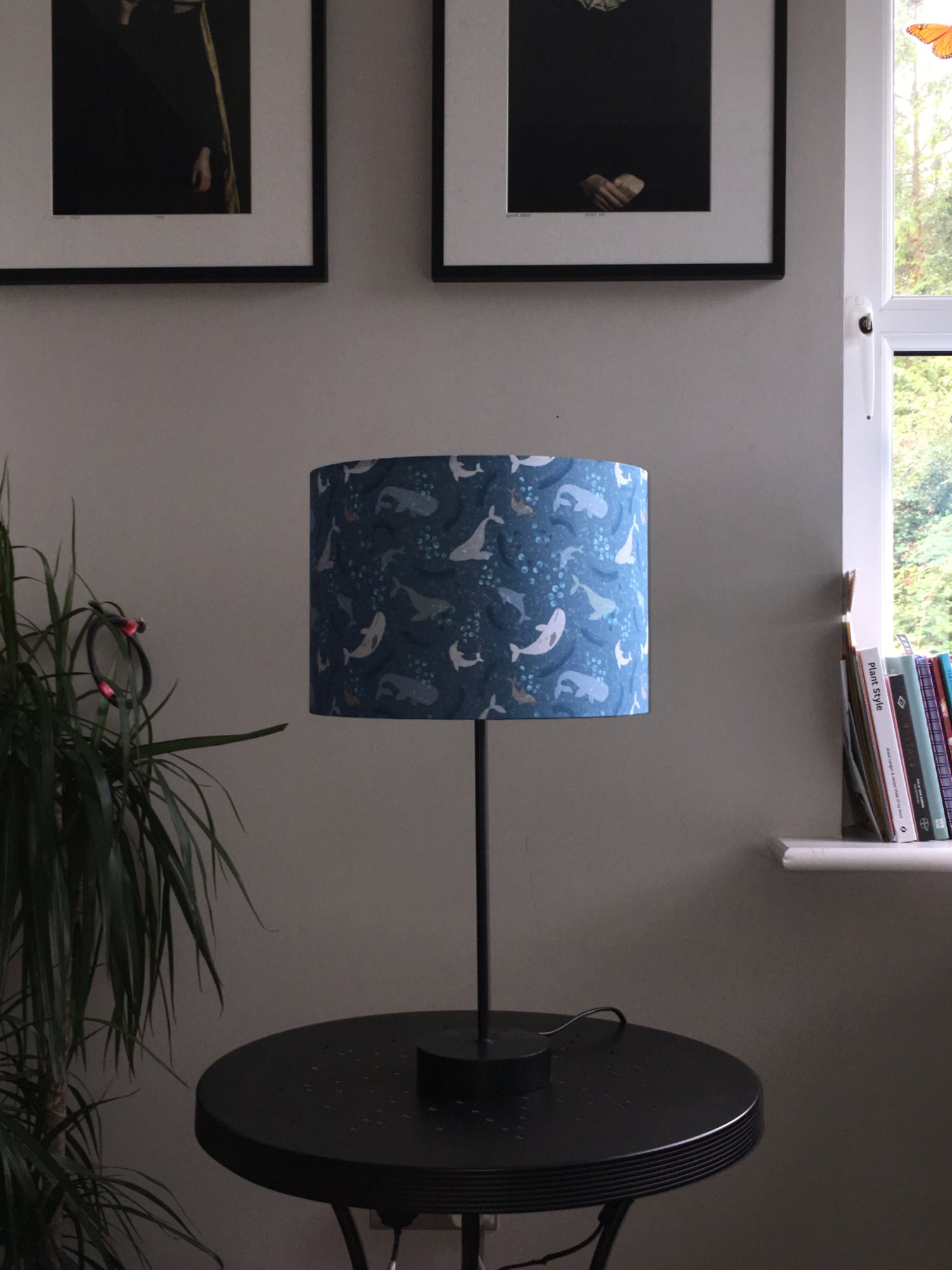 Image of Whale of a Time Shade 30cm