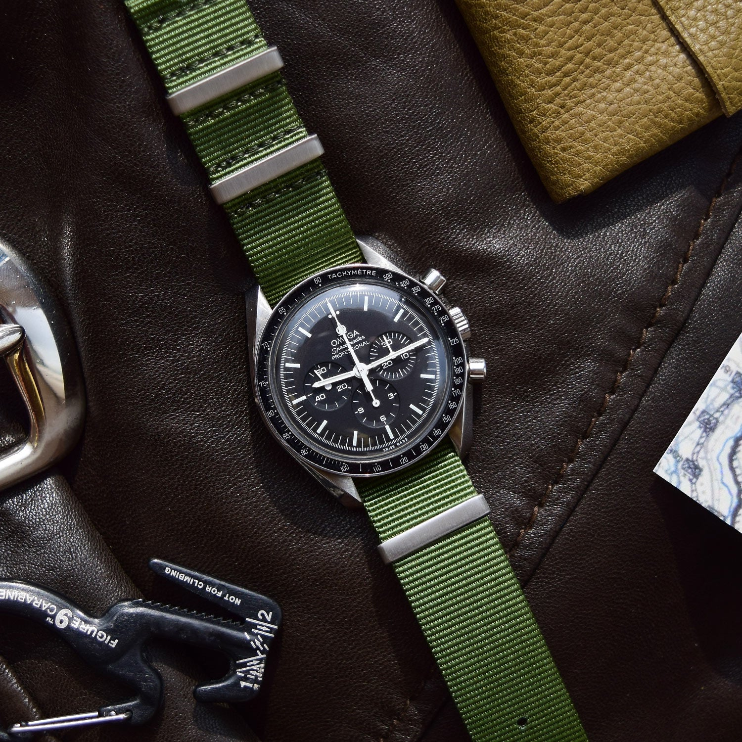 Image of Standard 'Military Green' NATO (20mm)