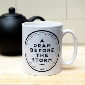 Image of A dram before the storm Mug