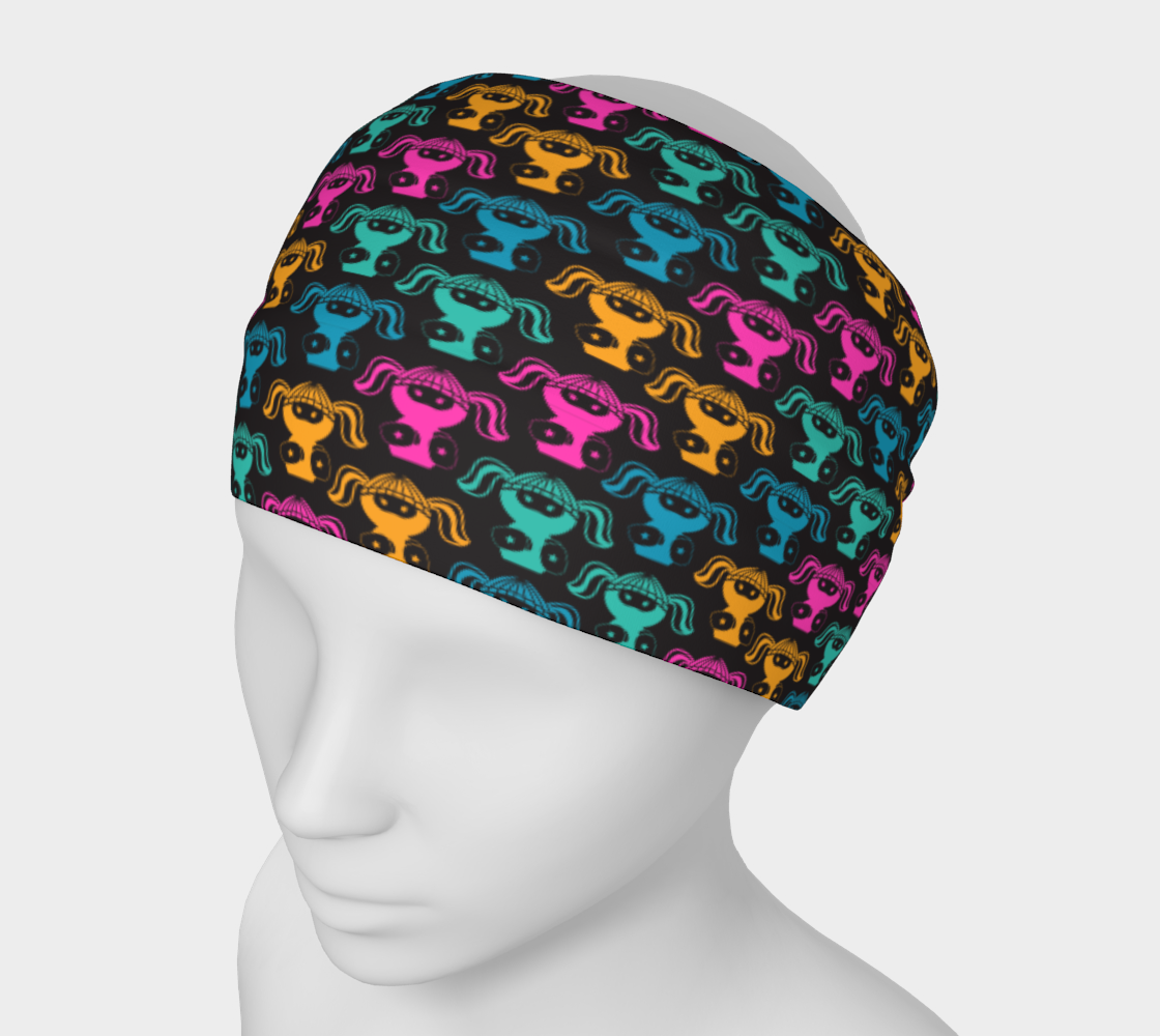 Image of CONFIDENCE HEAD BANDS