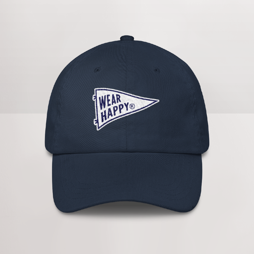 Image of Wear Happy Pennant Cap
