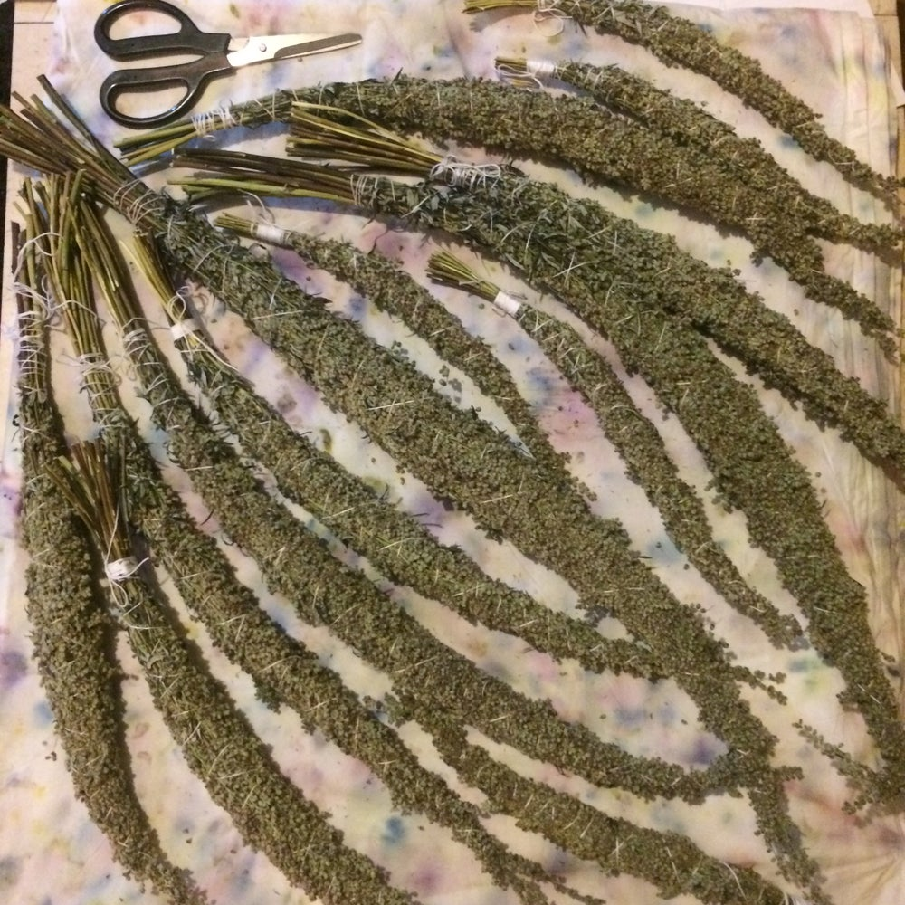 Image of Smoke wands