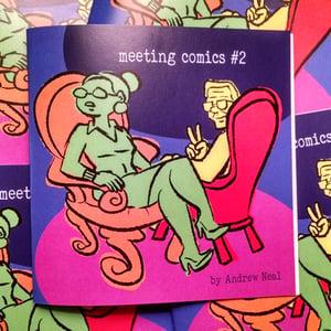 Image of Meeting Comics #2