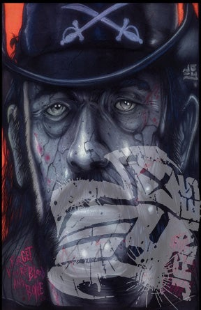 "Image of ""STONELEMMY"" Poster (LIMITED 1 of 20 Autographed)"