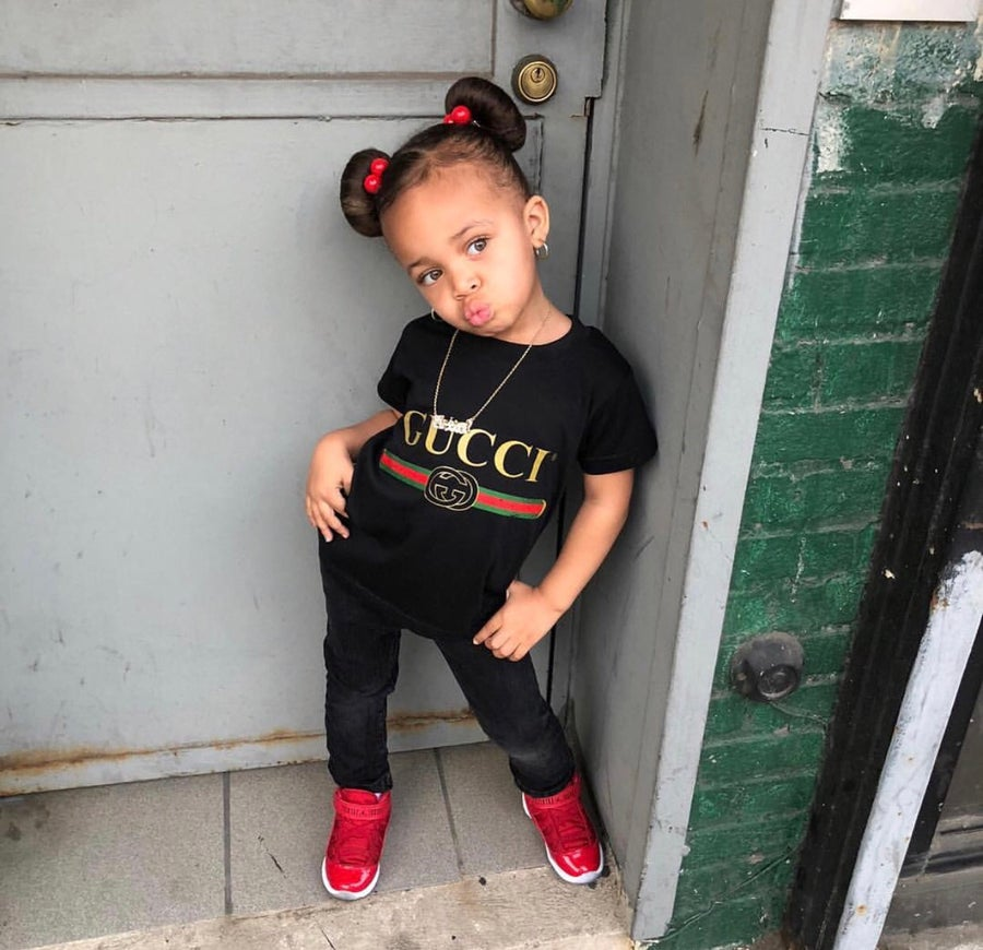 5d8c1e4a5 ... Image of Kids Gucci Shirt