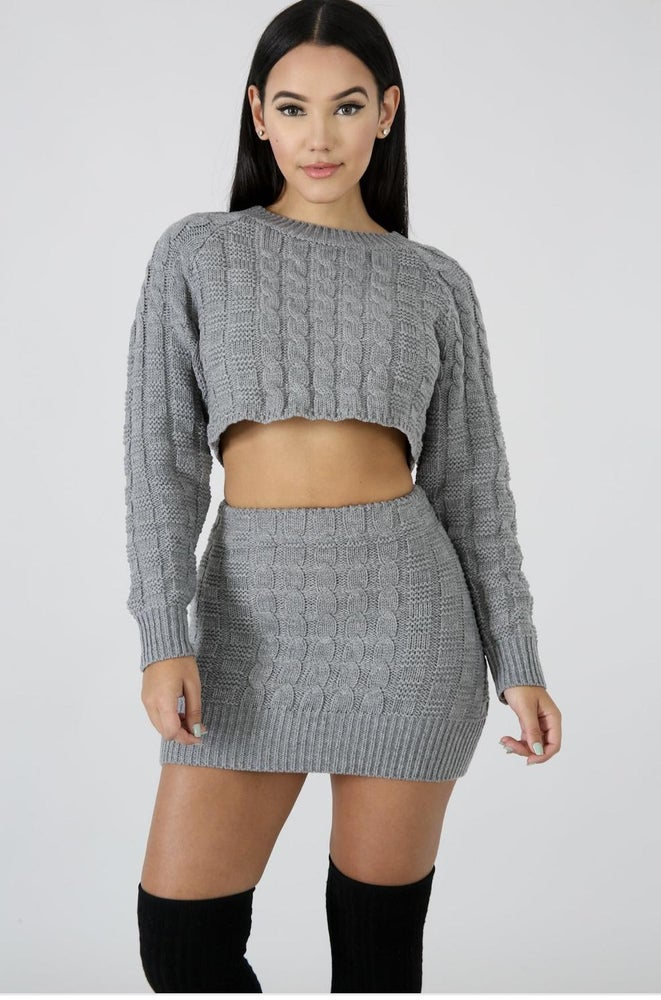 Image of Knit sweater