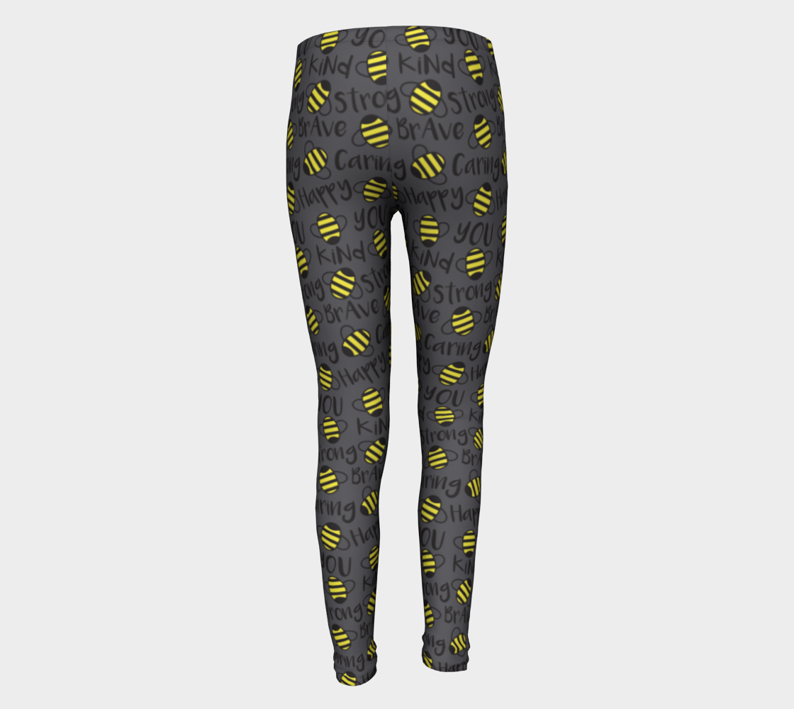 Image of BEE YOU YOUTH Legging