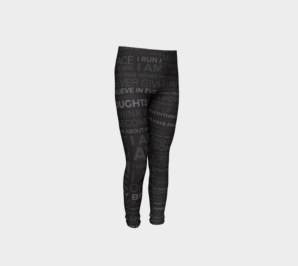 Image of I AM MANIFESTO YOUTH Legging