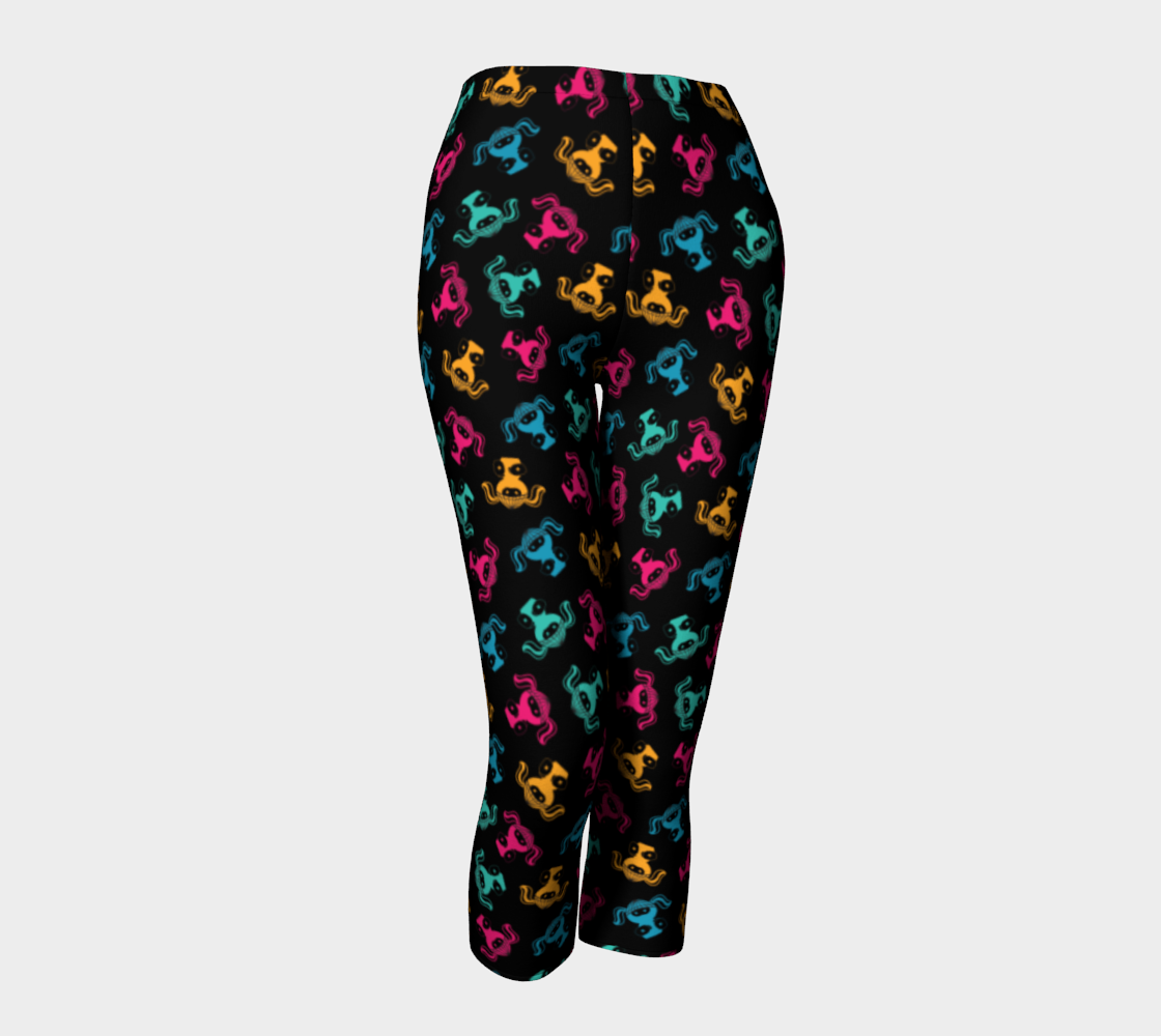 KICKBOX NINJA CAPRI Leggings