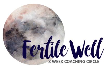 Image of Fertile Well 8 Week Coaching Circle