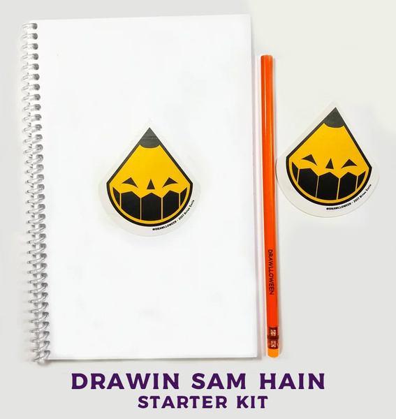 Image of Drawin' Sam Hain Starter Kit