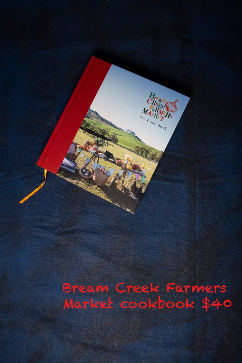 Image of Bream Creek Farmers market Cookbook