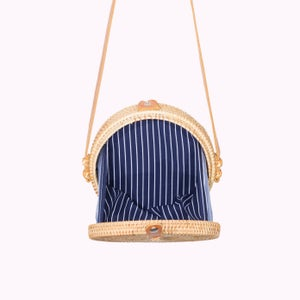 Image of BASIC BASKET BAG | STAR BASKET BAG