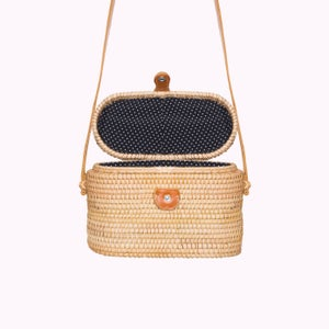 Image of PICNIC BASKET BAG