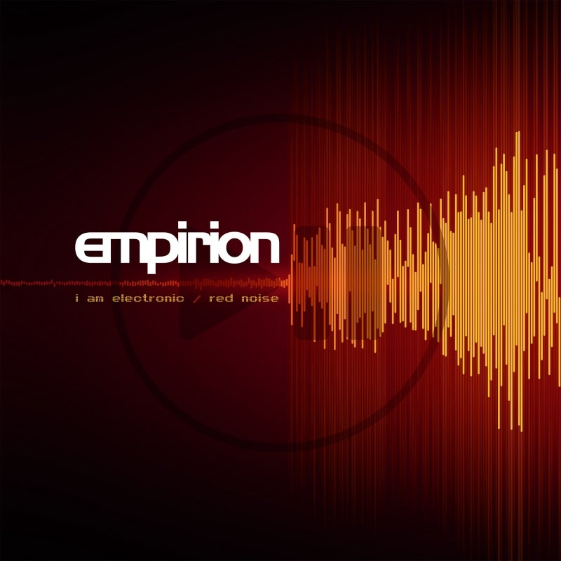 "Image of Empirion ""i am electronic""/""red noise"" CD"