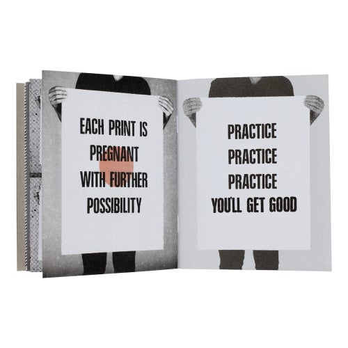 Image of Practice Makes Print-makers: A Manifesto