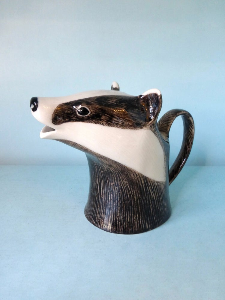 Image of Badger Jug