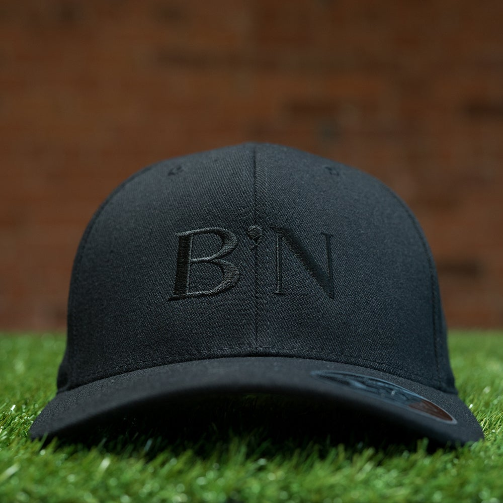 Image of B'N Original Type Black/Black Stitch