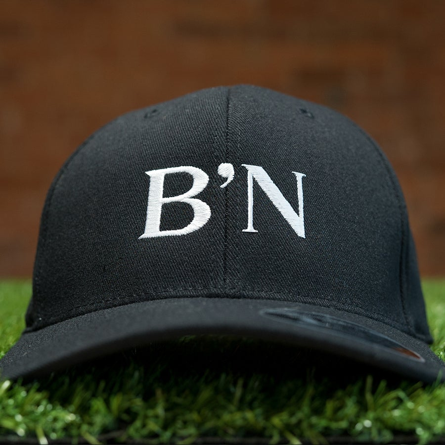 Image of B'N Original Type Black/White Stitch