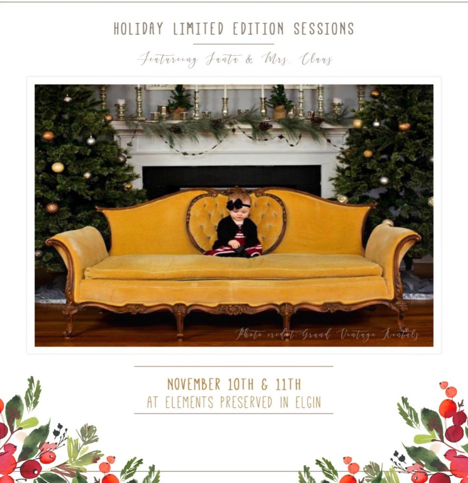 Image of Holiday Limited Edition Sessions
