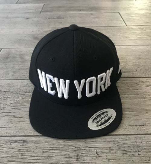 Image of CITY/STATE SNAPBACKS (Limited Edition)