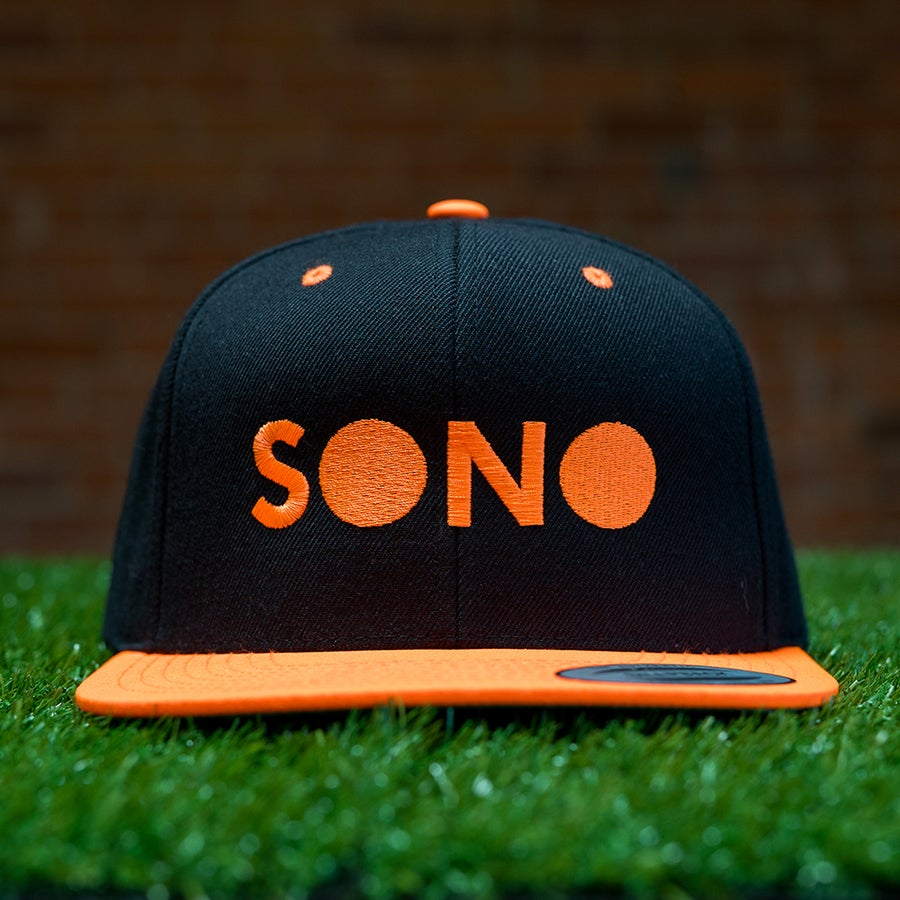 Image of SONO Neon Orange SnapBack