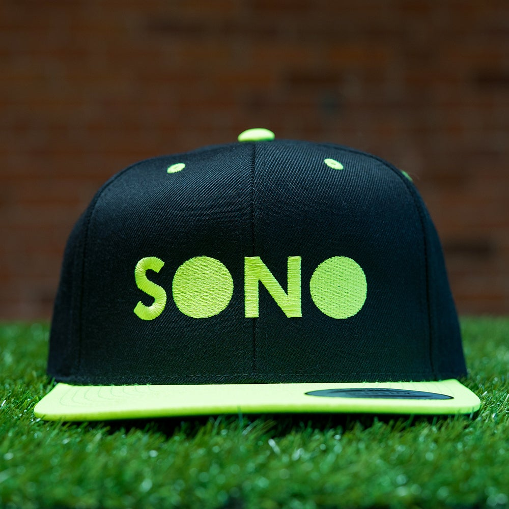 Image of SONO Neon Green SnapBack