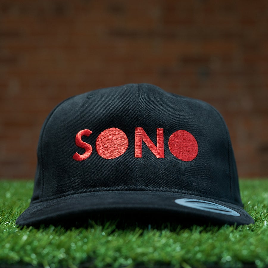Image of SONO Black/Red